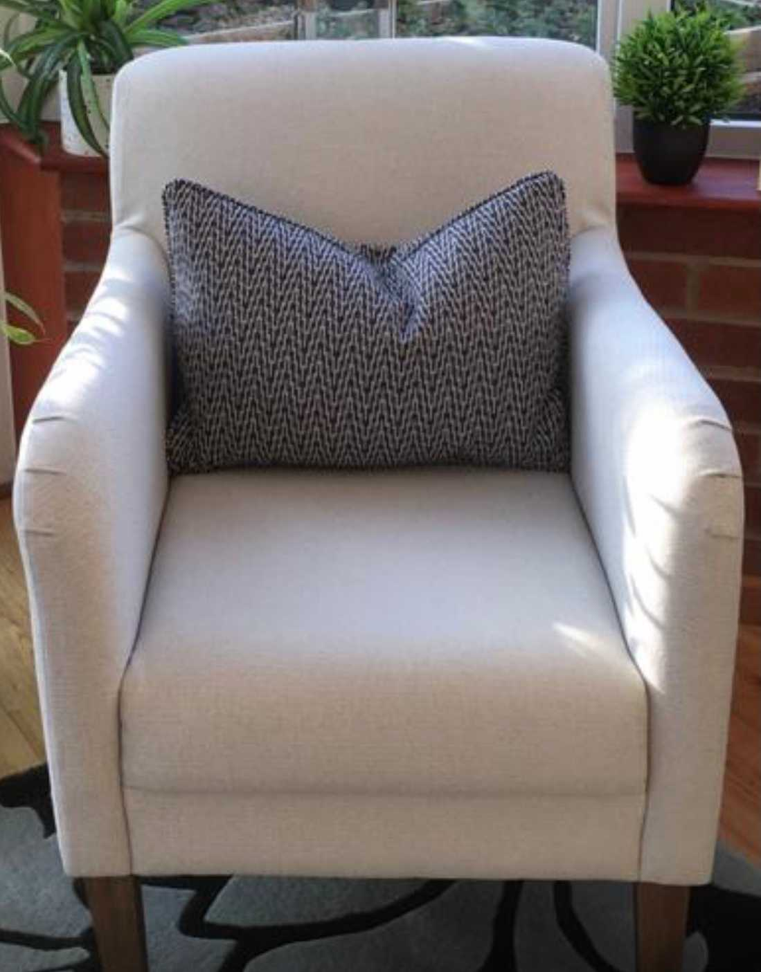 Conservatory Chair in Pumice Stone Colour